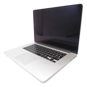 """15"""" Apple MacBook Pro A1398 2015 i7-4770HQ 2.20GHz 16GB 256GB SSD OSX 10.13.6"""