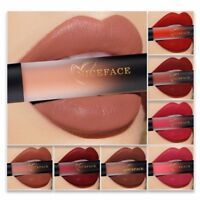 18 Colors Waterproof Matte Glossy Liquid Lipstick Makeup Long Lasting Lip Gloss