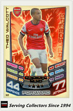 2012-13 Match Attax Extra Hat Trick Heroes Card H2 Theo Walcott (Arsenal)