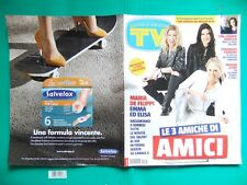 TV SORRISI E CANZONI 2015 15,AMICI,UNA GRANDE FAMIGLIA,MIRIAM LEONE,EMMA MARRONE