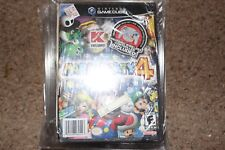 Mario Party 4 (Nintendo Gamecube) NEW Factory Sealed w/ Wavebird Kmart RARE