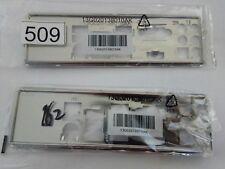 ASROCK FM2A75M-ITX MOTHERBOARD I/O SHIELD/BACKING PLATE