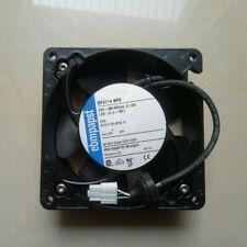 Ebmpapst DV4114NPU 12038 24V 0.9A 21.5W frequency converter IP68 waterproof fan