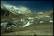 735019 Batura Glacier Karakorums Northern Pakistan A4 Photo Print