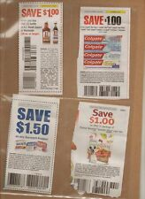 25 4 POCKET COUPON SLEEVE PAGES STORAGE ORGANIZE