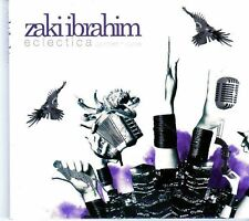 (EK52) Zaki Ibrahim, Eclectica (Episodes In Purple) - 2008 CD