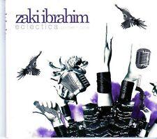 (EK52) Zaki Ibrahim, Eclectica (Episodes In Purple) - 2008 CD