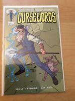 CURSEWORDS 2, NM  9.4, 1ST PRINT, INVINCIBLE 1 HOMAGE VARIANT