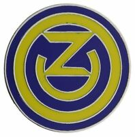 US Army 102nd Infantry Division Ozark WWII Hat or Lapel Pin H15486 JD72