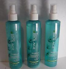 3 Matrix BIOLAGE VOLUME BLOOM Full Lift Volumizer Spray 8.5 oz Each (206)