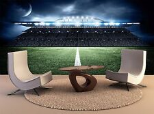 Stadium Giant Photo Wall Paper Mural Wallpaper 12'1x8'4 feet