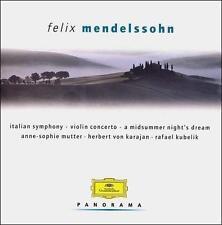 Panorama - Mendelssohn  von Karajan/Berlin/Others New 2 CD SET! ONLY NEW COPY!!