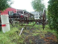 Antique Hay Rake In Dracut Ma - Offers Considered