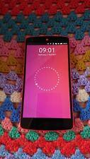 red LG Nexus 5 16gb Unlocked Ubuntu Touch Privacy Degoogled Protest Smartphone