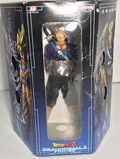 Dragon Ball Z Future Super Saiyan Trunks Figure Complete Banpresto #003