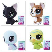 Hasbro LPS Littlest Pet Shop (petshop) – Plush Head 15 cm Choose Your Favourite!