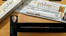 Harry Potter Mystery Wand Draco Malfoy + 3D Bookmark Series 1 NEW!!!
