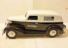 Liberty Classics Chevrolet 1937 True Value Van 1:25 Die Cast Master Mechanic b/w