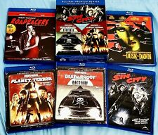 New listing Roadracers DEATH PROOF/Planer Terror [Extended]/SIN CITY From Dusk.. Blu-Ray Lot