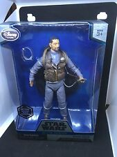 Disney Almacén Star Wars Elite Series BODHI Rook Die-cast 15.2cm Figura Rogue