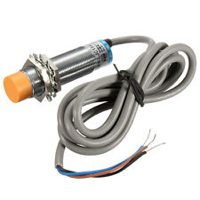 DC 6-36V 3 Wire LJC18A3-H-Z/BX 1-10mm Cylindrical Capacitive Proximity Switch NO