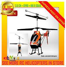 3.5CH GYRO RC HELICOPTER REMOTE CONTROL TOY UDI U7 BIG 75CM EASY READY TO FLY