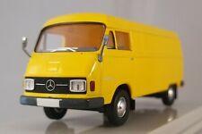 Brekina Starmada Mercedes Benz L 206 D Kasten gelb 1:87 H0 13301