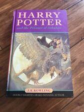 harry potter prisoner of azkaban 1st Print With Errors