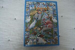 White Mountain- Birds of Our Shores - 1000 Piece Jigsaw Puzzle