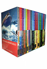 Michael Morpurgo Series 16 Books Set Children Collection Includes War Horse Pack