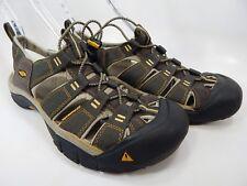Keen Newport H2 Size US 10 M (D) EU: 43 Men's Sports Sandals Raven / Aluminum