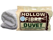 Anti Allergy 15 Tog Single Duvet Warm Hotel Quality Extra Fluffy Cosy 40 off