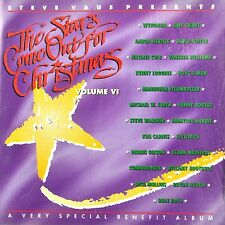 The Stars Come Out For Christmas Vol 6 CD Vaus Country & Pop 1994 Taco Bell