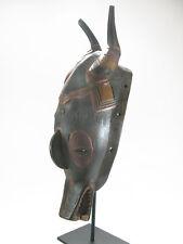 Masque Gouro Zamblé / Zamblé Gouro mask- african Gouro mask