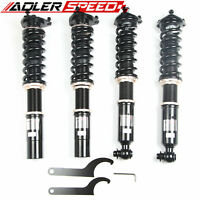 32 Way Coilovers Lowering Suspension Kit For BMW 5 Series M5 E39 RWD 96-03