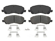 Disc Brake Pad Set-Rear Disc Front IDEAL TCD866