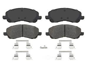 Disc Brake Pad Set-True Ceramic Brake Pads Front IDEAL fits 2017 Jeep Compass