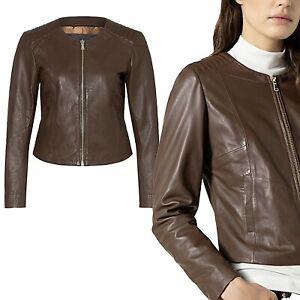 MOS MOSH  / Vorlagemuster neue Kollektion  / Echt Leder Jacke