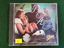 THE PHANTOM OF THE OPERA & ASPECTS OF LOVE -  CD