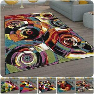 Modern Luxury Multi Craved Premium Quality Area Rugs Soft Thick Anti-Fade Carpet
