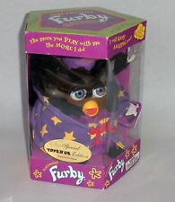 NEW TIGER ELECTRONICS FURBY LIMITED EDITION WIZARD MODEL 70-896