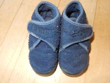 Kinderschuhe Gr 20 Esprit Hausschuhe blau