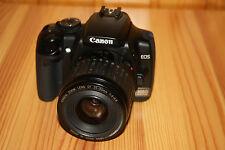 Fotocamera Canon EOS 400D con lente un bonus