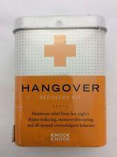 Knock Knock Hangover Recovery Kit