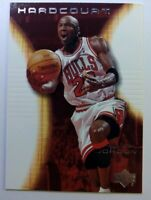 f233bfc589863 Michael Jordan 1998-99 Upper Deck Hardcourt Jumbo card 23-G Chicago ...