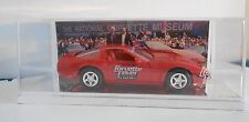 1995 Ertl Corvette Fever The Last ZR-1 Numbered and Display Case