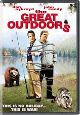 THE GREAT OUTDOORS DVD - SINGLE DISC EDITION - NEW UNOPENED - JOHN CANDY