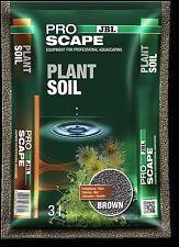 JBL ProScape Plant Soil Brown 3L litres Aquascaping substrate nutrient plantsoil