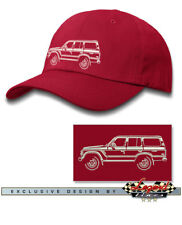 Toyota BJ62 FJ62 Land Cruiser Baseball Cap for Men & Women - Multiple Colors