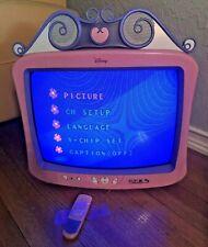 "Disney DT1350-P 13"" Analog CRT Television"